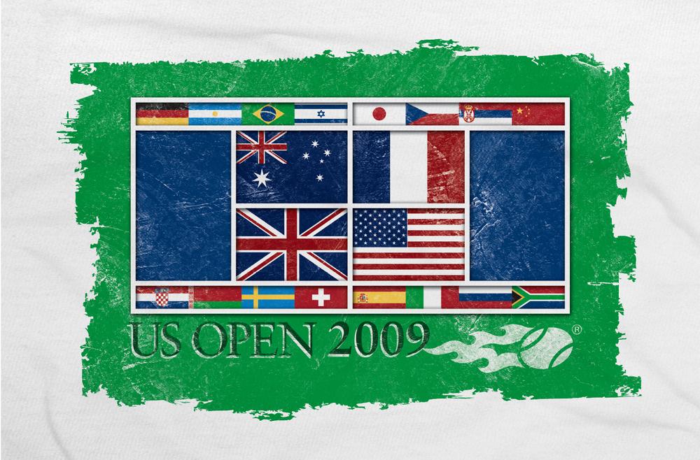 US Open Apparel Design