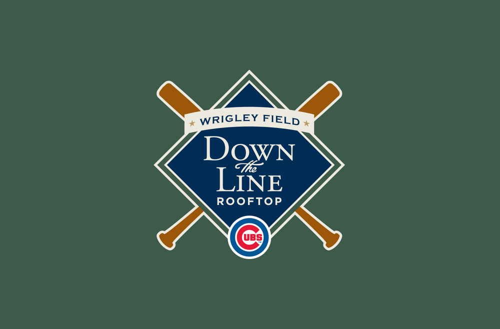 View the Down The Line Rooftop identity >