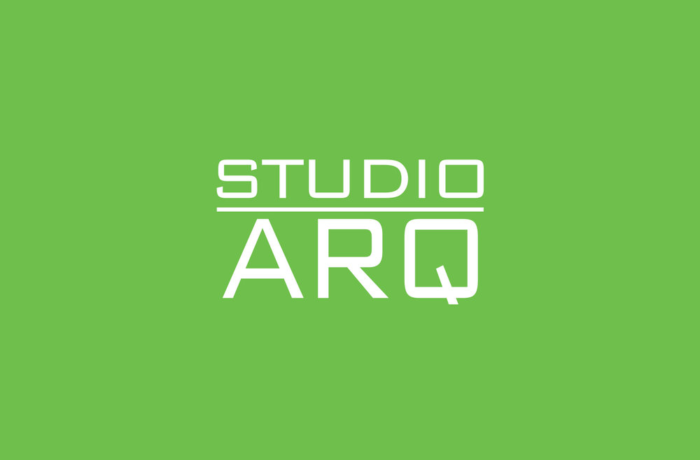Studio ARQ Logo Design