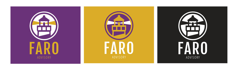 FARO Advisory Logo Design