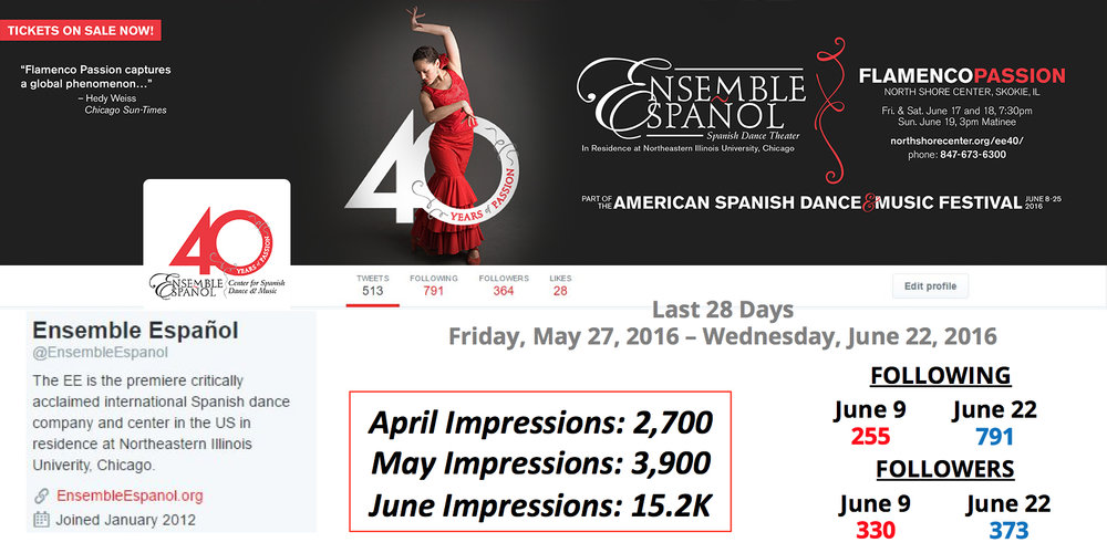 Flamenco Passion Twitter Banner