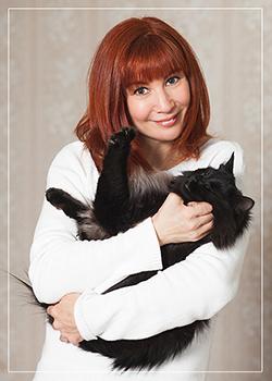 Owner Janine McCoy & Bingo