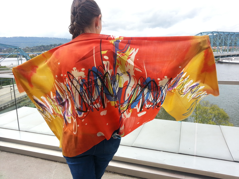 Paisley Road Scarves