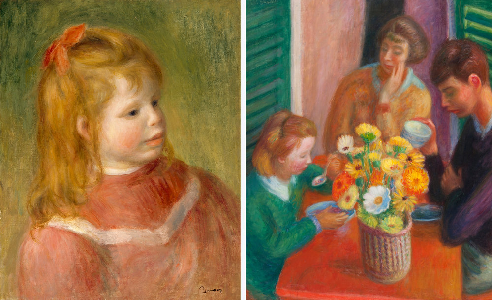 William J. Glackens and Pierre-Auguste Renoir: Affinities and Distinctions    On view June 21 through September 22, 2019