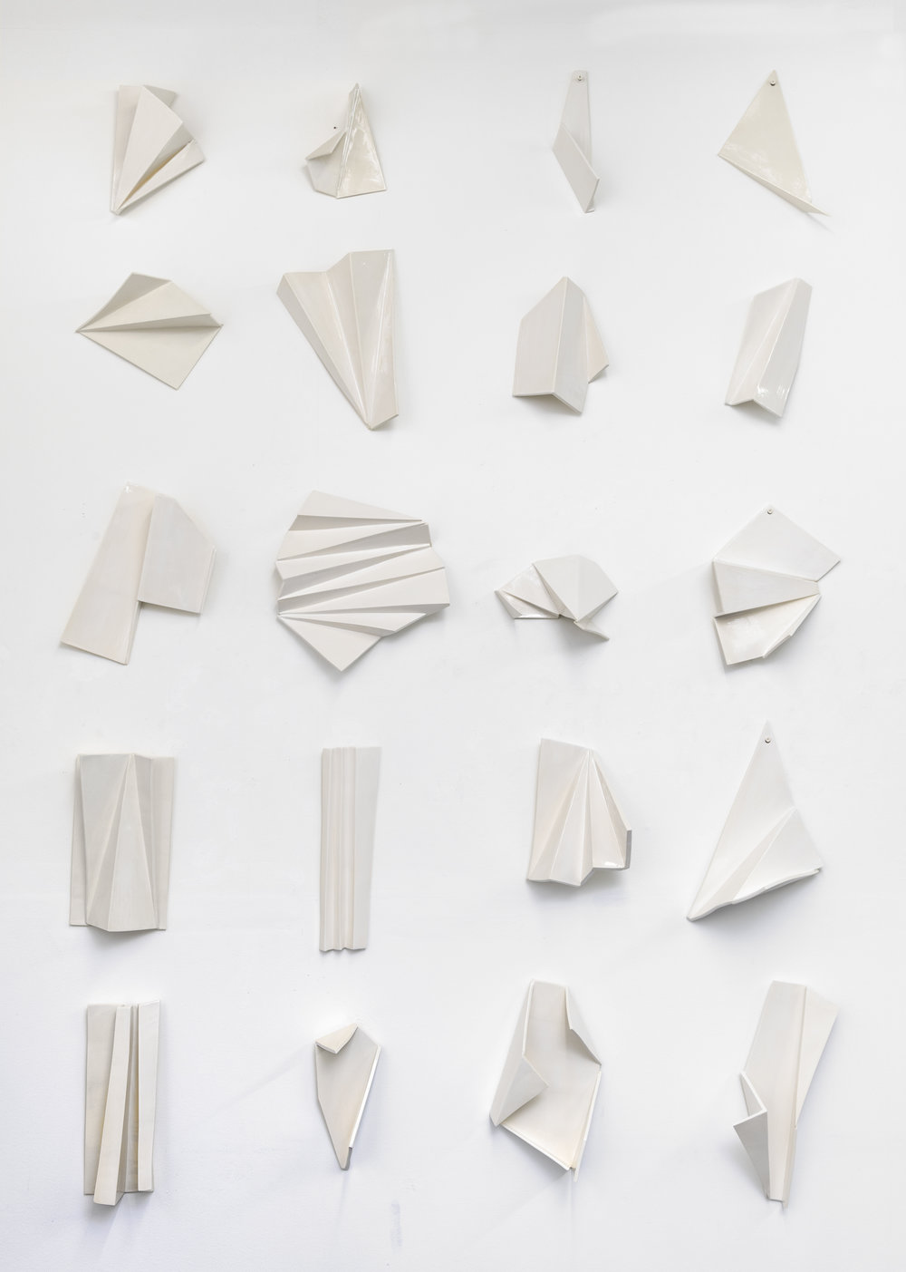 Alyson Shotz: Un/Folding    On view March 1 through May 27, 2019