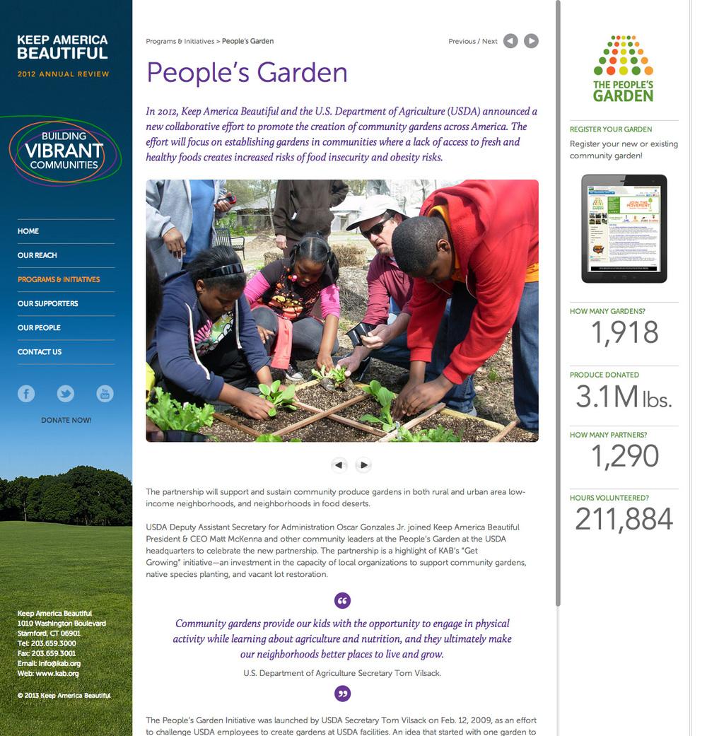 People's Garden