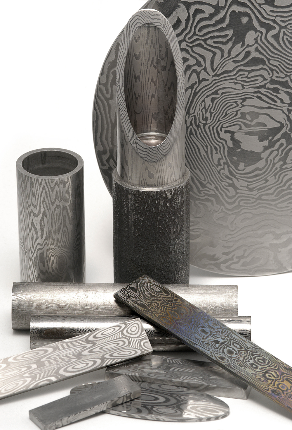 Material Created by Our Groundbreaking Patterned Metal Process