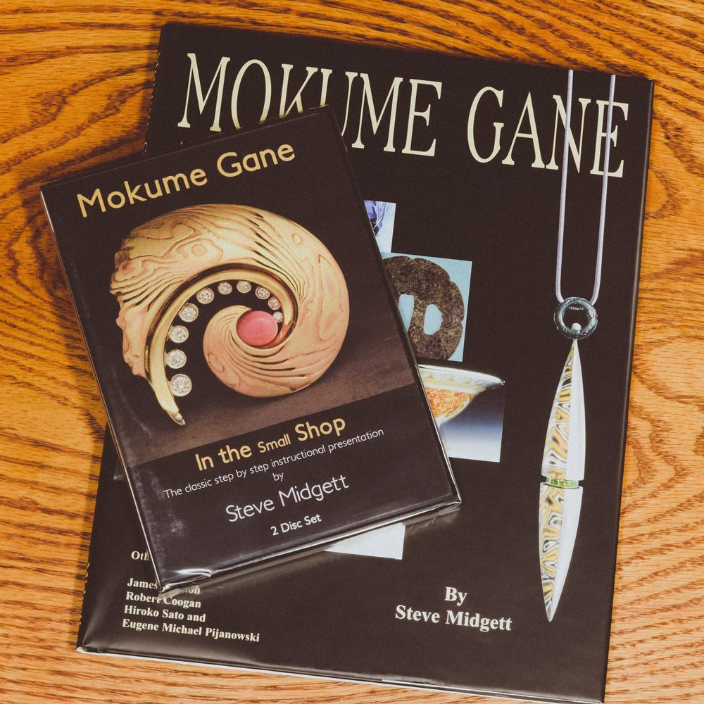 steve midgett mokume gane book