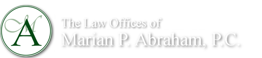 The Law Offices of Marian P. Abraham, P.C.