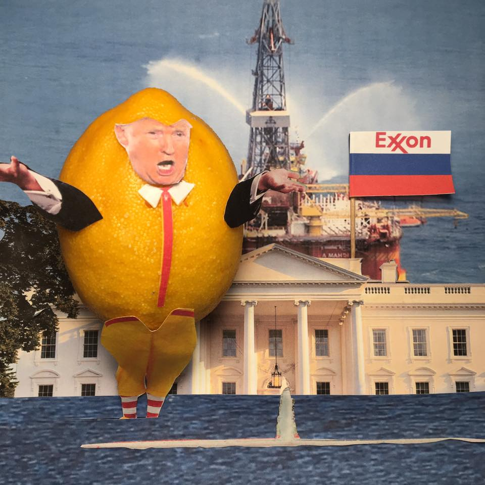 "2.27.17   Lemon Verbatim Reveals the Source of the Leaks… ""Russia talk is FAKE NEWS put out by the Dems, and played up by the media, in order to mask the big election defeat and the illegal leaks!"" #Lemonlaw #Squeezethelemon #Zesty#DivestDonald"