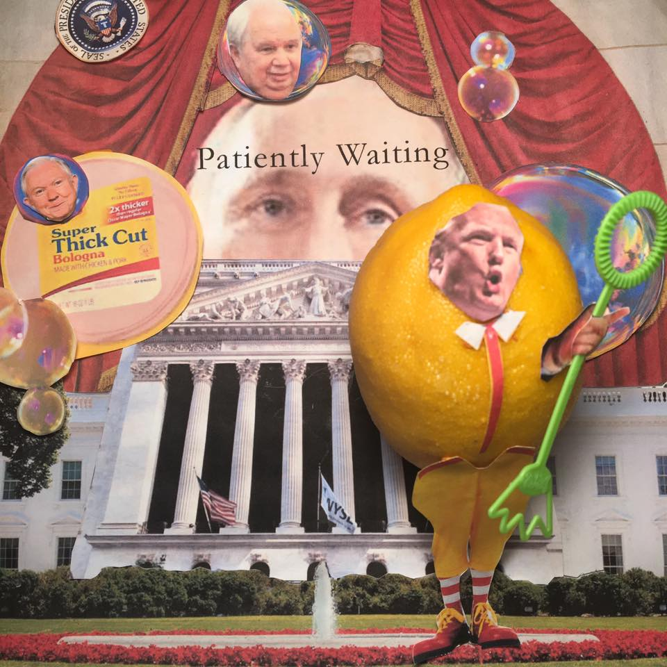 """3.2.17 Blowing Bubbles… """"Since November 8th, Election Day, the Stock Market has posted $3.2 trillion in GAINS and consumer confidence is at a 15 year high. Jobs! Even hiring a new Attorney General soon!"""" #Lemonlaw#Squeezethelemon#Zesty#DivestDonald"""
