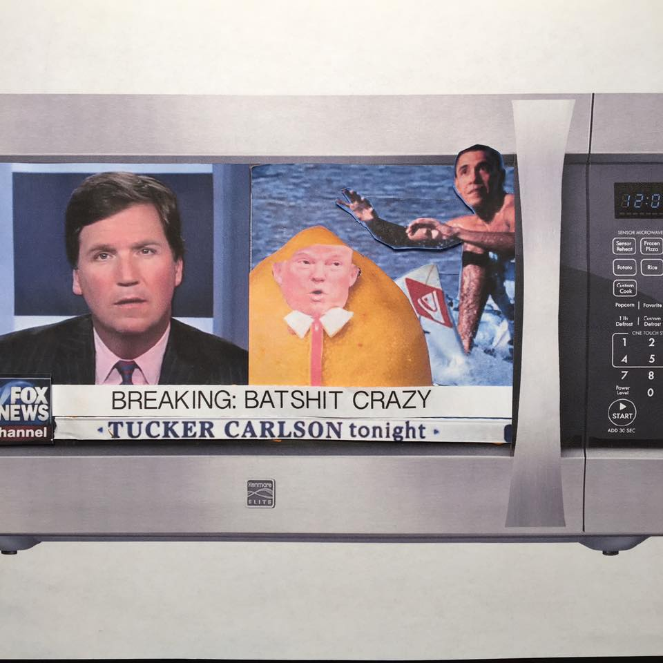 "3.16.17  The Tucker, the Tapper, and the Lemon Verbatim...  The Tucker: So on March 4th, 6:35 in the morning, you're down in Florida, and you tweet, the former administration wiretapped me, surveilled me, at Trump Tower during the last election. How did you find out? You said, I just found out. How did you learn that?  Lemon Verbatim: Well, I've been reading about things. I read in, I think it was Jan. 20th, a New York Times article where they were talking about wiretapping. There was an article. I think they used that exact term. I read other things. I watched your friend Bret Baier the day previous where he was talking about certain very complex sets of things happening, and wiretapping. I said, wait a minute, there's a lot of wiretapping being talked about. I've been seeing a lot of things. Now, for the most part, I'm not going to discuss it, because we have it before the committee and we will be submitting things before the committee very soon that hasn't been submitted as of yet. But it's potentially a very serious situation.  The Tucker: Why not wait to tweet about it until you can prove it? Don't you devalue your words when you can't provide evidence?  Lemon Verbatim: Well, because the New York Times wrote about it. Not that I respect the New York Times. I call it the failing New York Times. But they did write on Jan. 20th using the word wiretap. Other people have come out with…  The Tucker: Right, but you're the president. You have the ability to gather all the evidence you want.  Lemon Verbatim: I do. I do. But I think that frankly we have a lot right now. And I think if you watch—if you watched the Bret Baier and what he was saying and what he was talking about and how he mentioned the word ""wiretap,"" you would feel very confident that you could mention the name. He mentioned it. And other people have mentioned it. But if you take a look at some of the things written about wiretapping and eavesdropping… and don't forget I say wiretapping, those words were in quotes. That really covers—because wiretapping is pretty old-fashioned stuff—but that really covers surveillance and many other things. And nobody ever talks about the fact that it was in quotes, but that's a very important thing. But wire tap covers a lot of different things. I think you're going to find some very interesting items coming to the forefront over the next two weeks.   #Lemonlaw   #Squeezethelemon   #Zesty  #DivestDonald"