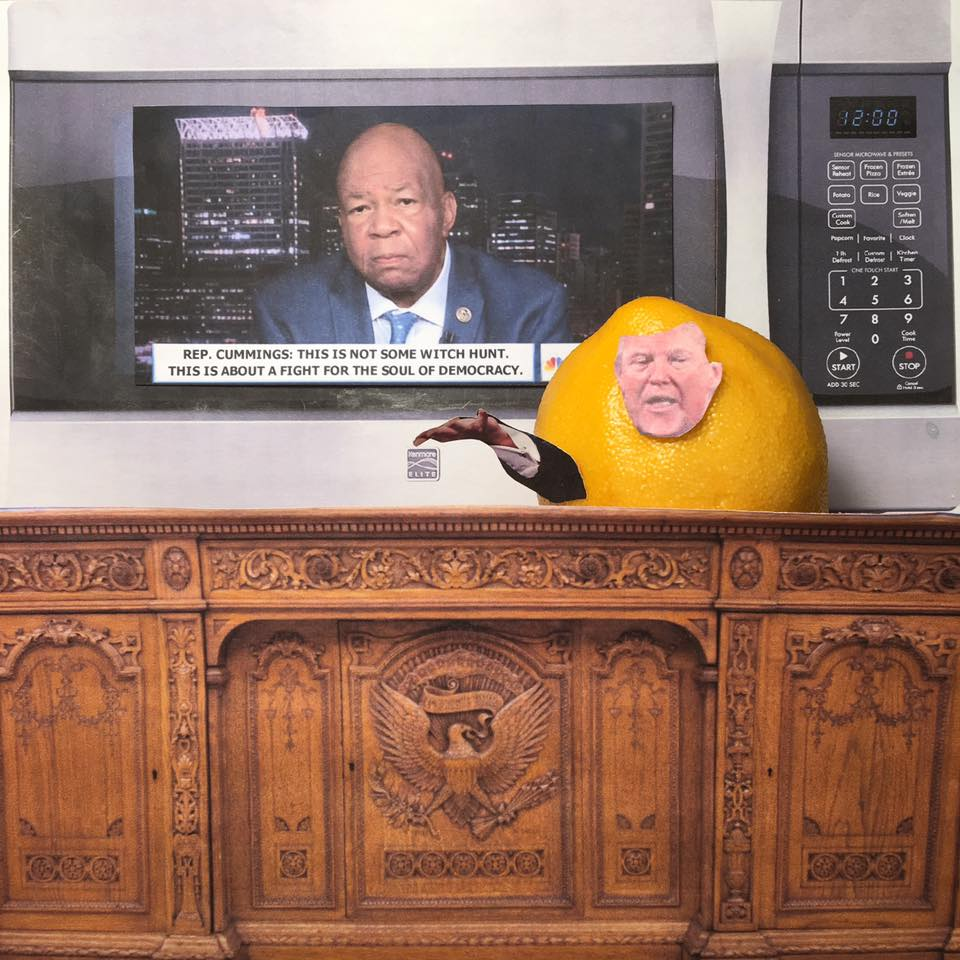 """4.27.17 """"The Lemon Verbatim Reflects on the Cummings and Going's at the White House... Well he said, you'll be the greatest president in the history of, but you know what, I'll take that also, but that you could be. But he said, will be the greatest president but I would also accept the other. In other words, if you do your job, but I accept that. Then I watched him interviewed and it was like he never even was here. It's incredible. I watched him interviewed a week later and it's like he was never in my office. And you can even say that."""" #LemonLaw"""