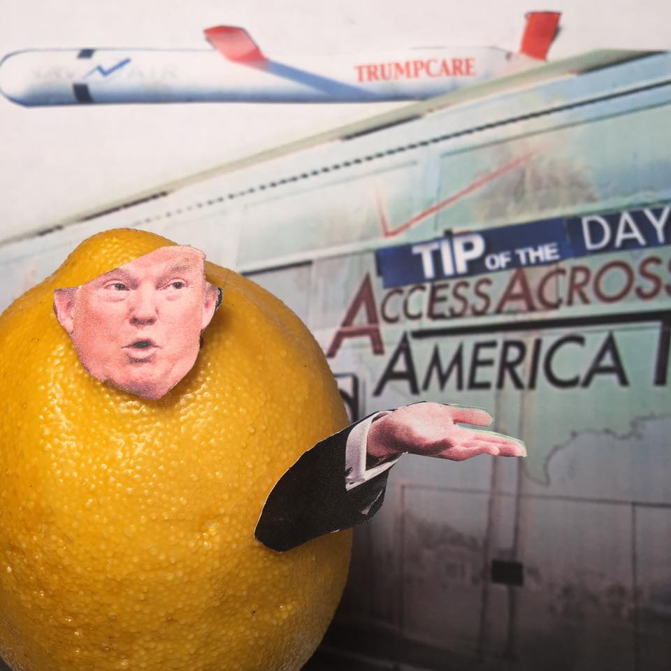 """5.7.17 Lemon Verbatim Access Hollywood Medicare Edition... """"Okay, then let me more clear. I'm not going to touch it, because I said it. Now, waste, fraud and abuse, I'm going to touch. If there's something in Medicare that's been abused, I will touch that. There are certain things, as you know, that have been absolutely abused. There are certain provisions in Medicare that are horrible and abusive and there's been terrible things happening. So that kind of stuff, I will absolutely touch."""" #LemonLaw"""