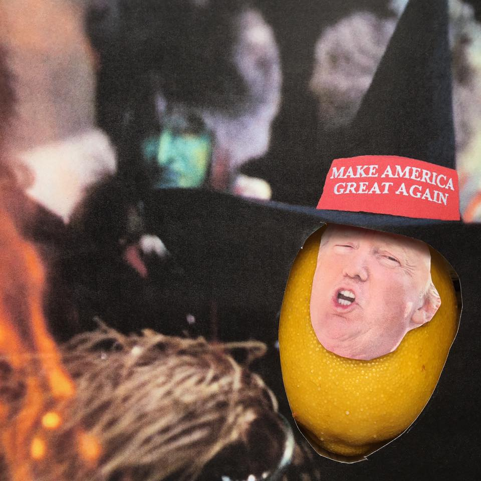 """6.19.17 The Wicked Witch of the West Wing... """"How about a little 'you're FIRED', Scared Comey! Despite so many false statements and lies, total and complete vindication...and WOW, Comey is a leaker!–Ahhhhhhhhh!!! You cursed brat! Look what you've done! I'm melting. MELTING. I believe the James Comey leaks will be far more prevalent than anyone ever thought possible. Totally illegal? Very 'cowardly!' Ohhhhh, what a world, what a world. Who would have thought that some little Leaker like you could destroy my beautiful wickedness! The MAKE AMERICA GREAT AGAIN agenda is doing very well despite the distraction of the Witch Hunt. Many new jobs, high business enthusiasm,...OHHHHHHH!!! NO!!! ..I'm going...ohhhhhhh..ohhhhhhhhhhhhh...."""" #LemonLaw"""