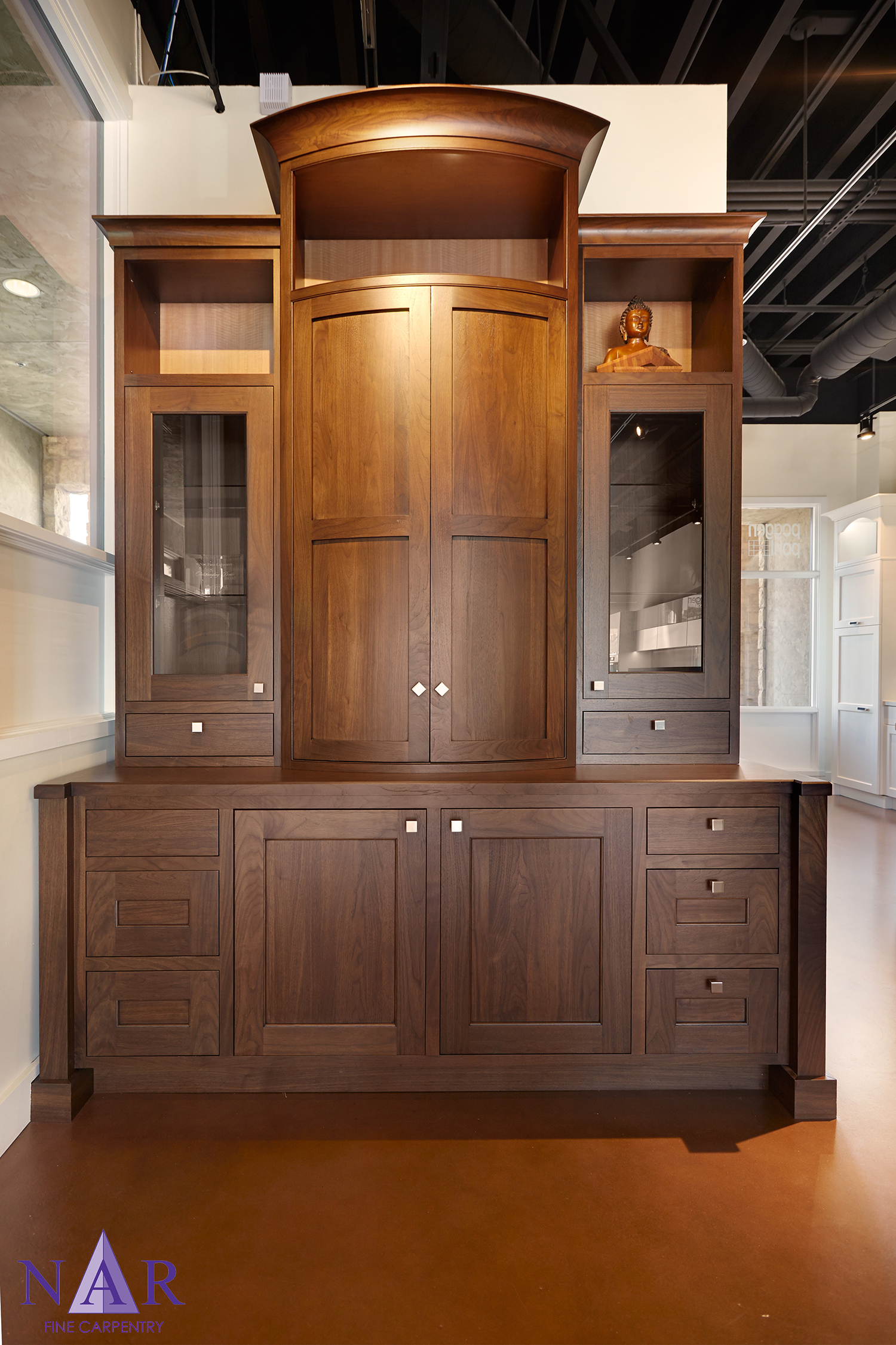 el dorado hills showroom nar fine carpentry