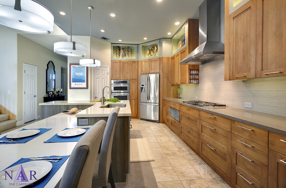 Davis Rockwell Residence. Nar Fine Carpentry.Sacramento. El Dorado Hills