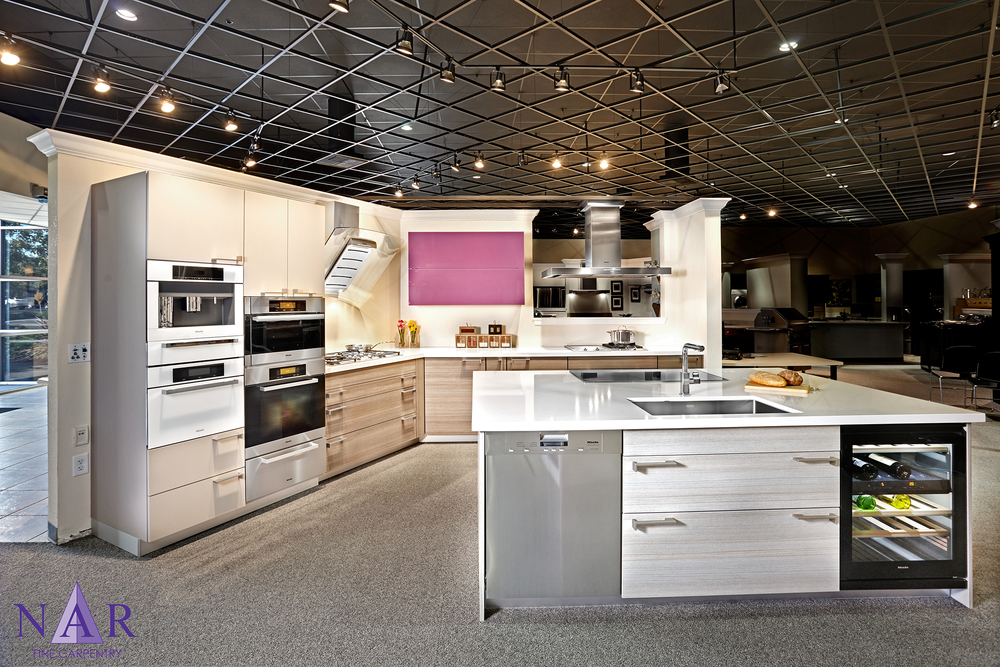 Miele Showroom Display 2014 Standards Of Excellence