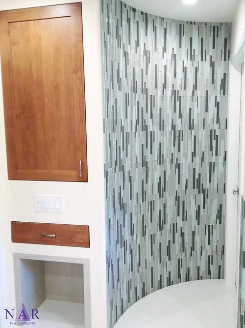Granite Bay Master Bath Nar Design Group
