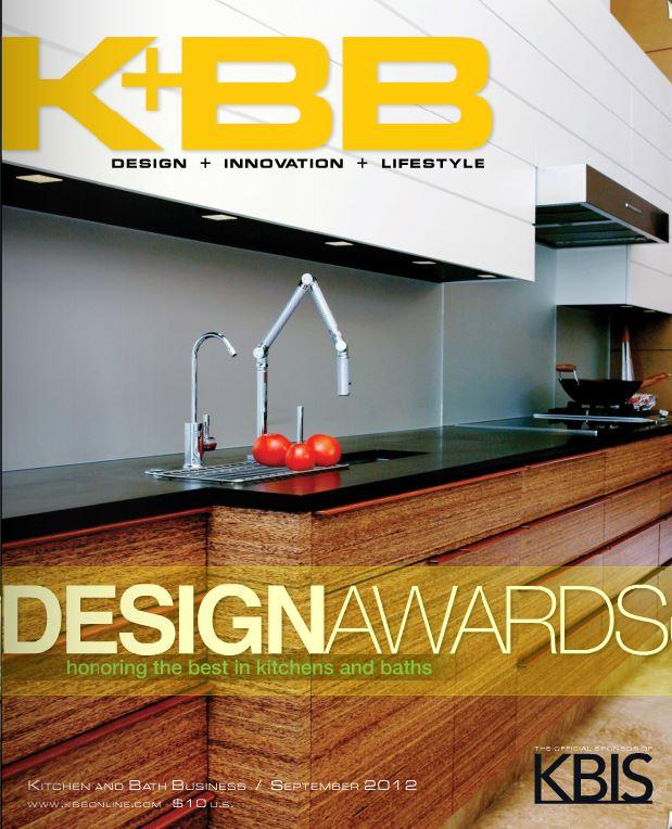 K+BB Magazine Merit Kitchen Award, 9/2012