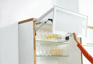 Blum Bi-Fold Lift