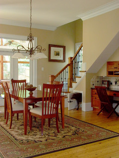 dining room design   by   atlanta general contractor     FrontPorch