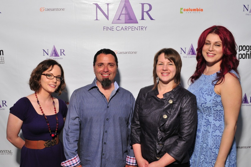 NFC Crew: Ashlee, Nar, Nicolette, & Jennifer