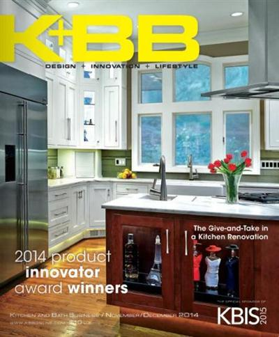 """K+BB Magazine Article: """"Accessibility Isn't One-Size-Fits-All"""" , Nov/Dec. 2014"""