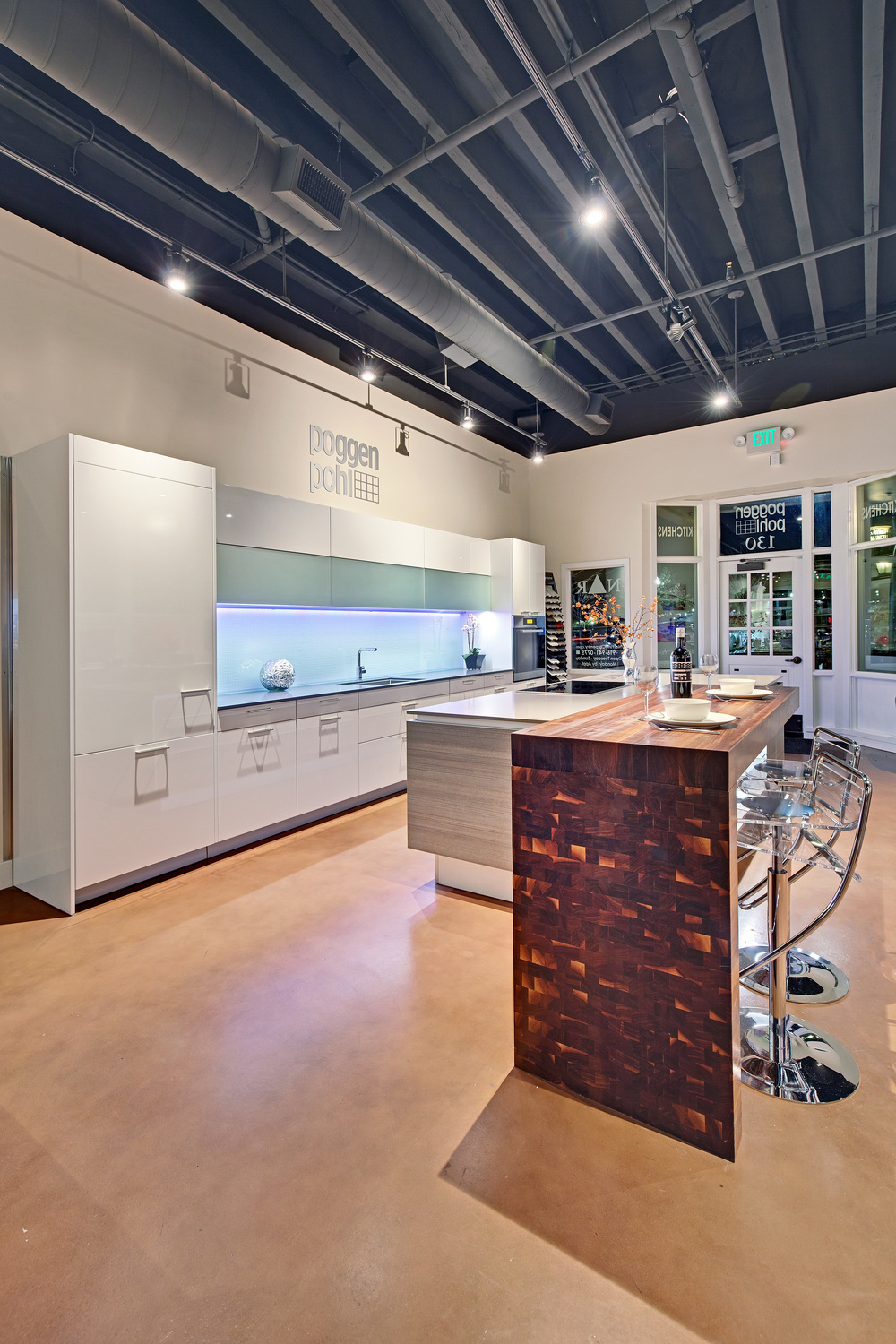 El Dorado Hills Showroom
