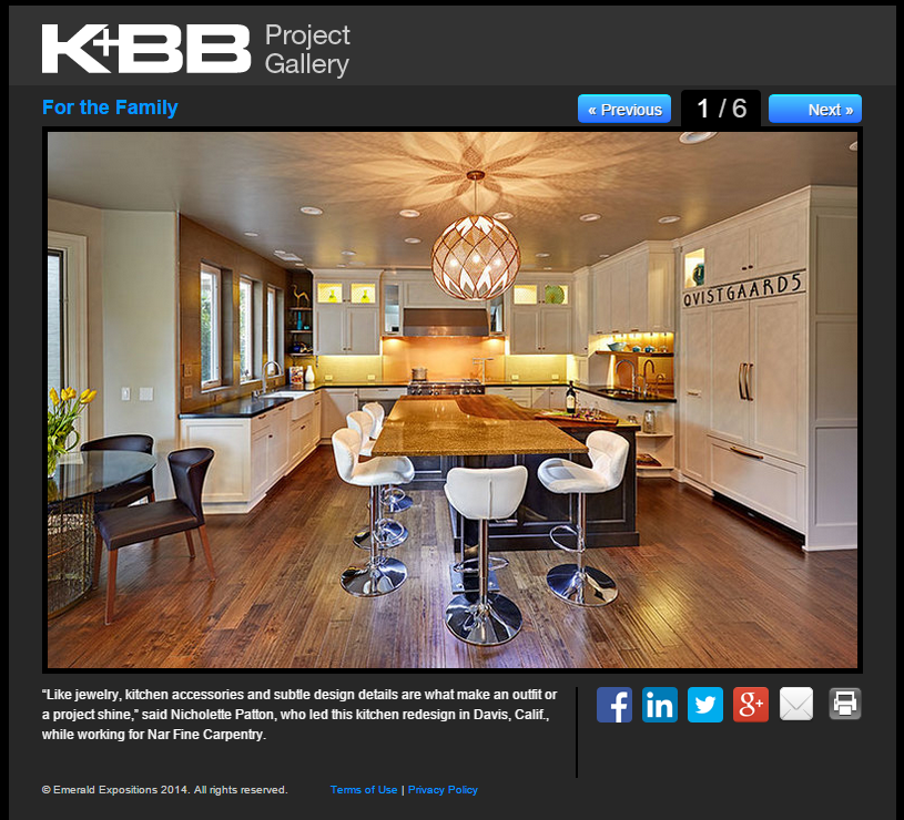 """K+BB """"A Place to Come Together"""" 2/2015"""