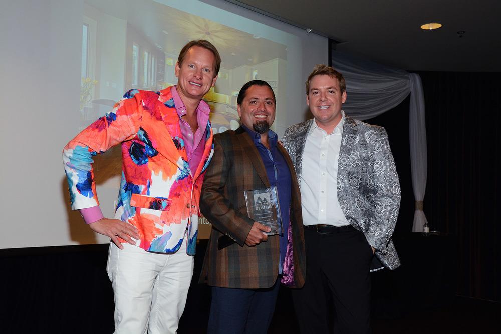 "The Davis Enterprise Article: ""Woodbridge kitchen project wins design award"" 9/2015"