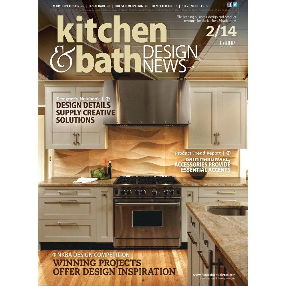 Kitchen & Bath Design News Feb. 2014