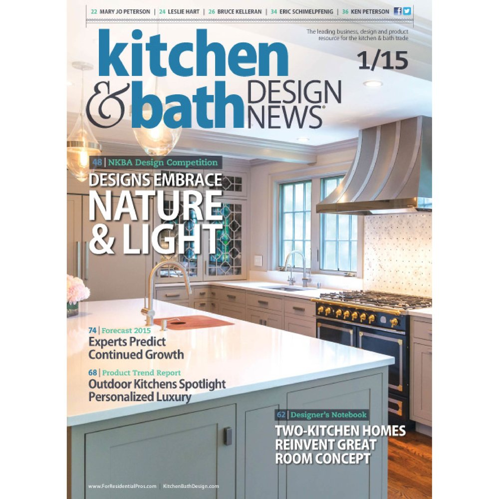 Kitchen U0026 Bath Design News Jan 2015