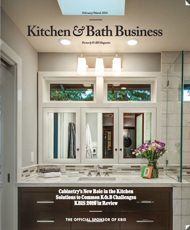 Kitchen & Bath Business February/ March 2016