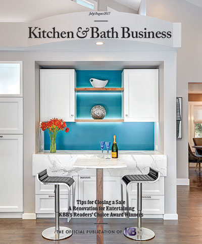 Kitchen & Bath Business July/August 2017