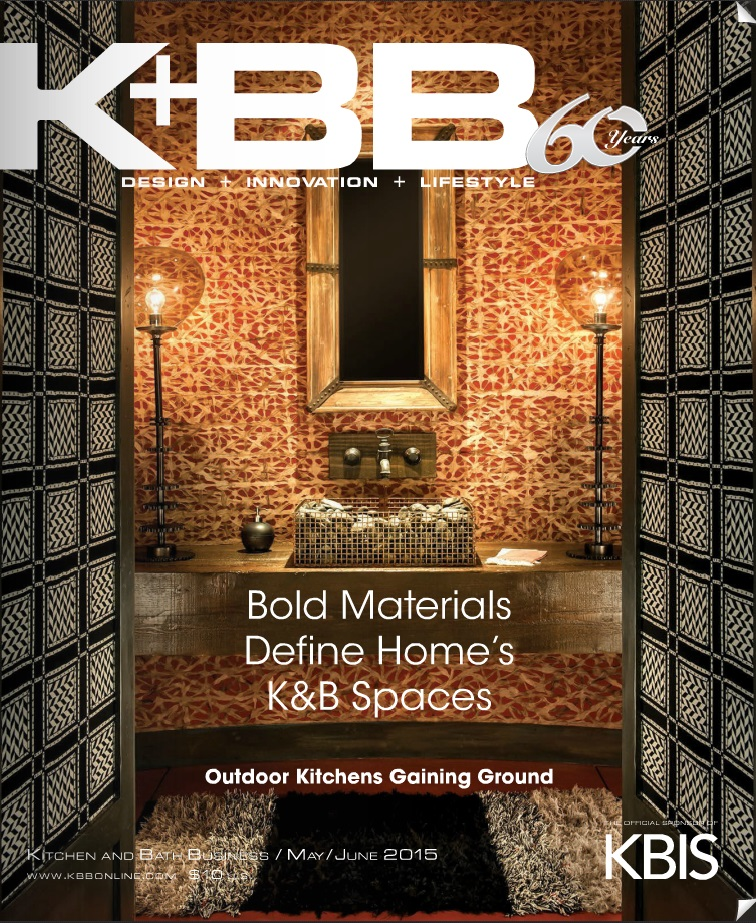 Kitchen & Bath Business, May /June 2015