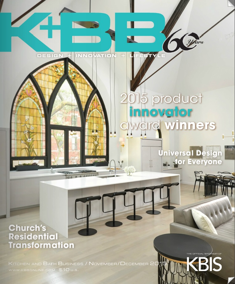 Kitchen & Bath Business, Nov/Dec 2015