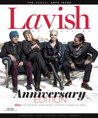 Lavish Living Magazine, May 2016