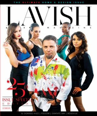 Lavish Living Magazine, Oct. 2015