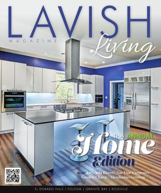 Lavish Living Magazine, April 2015