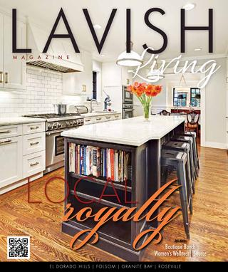 Lavish Living Magazine,  Oct. 2014
