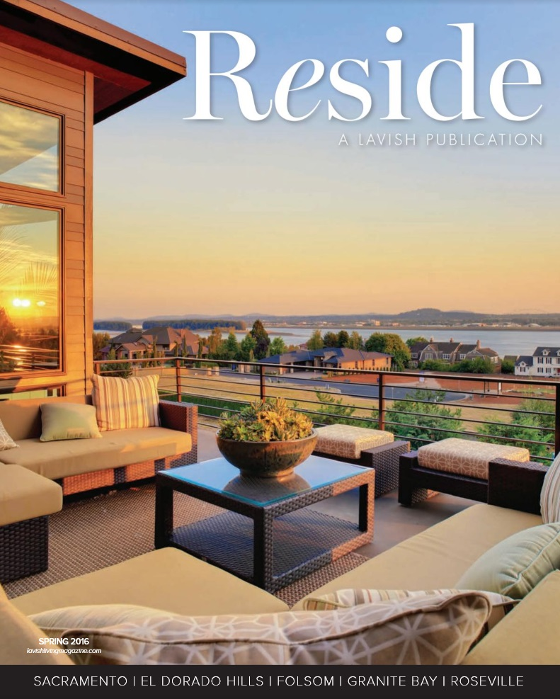 Reside: A Lavish Publication, Spring 2016