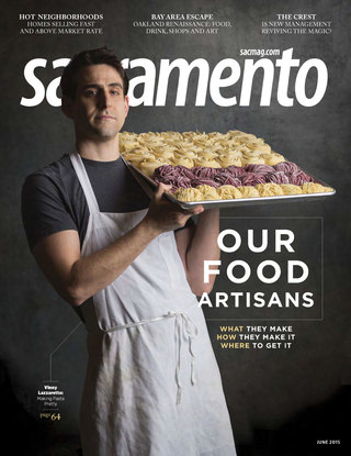 Sacramento Magazine, June 2015