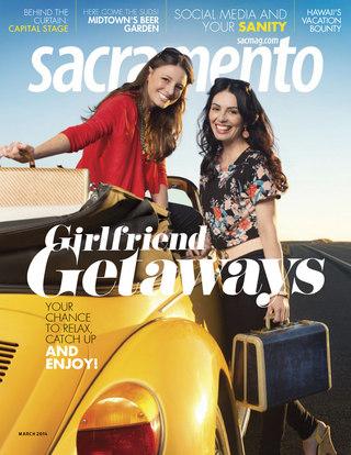 Sacramento Magazine, April 2014
