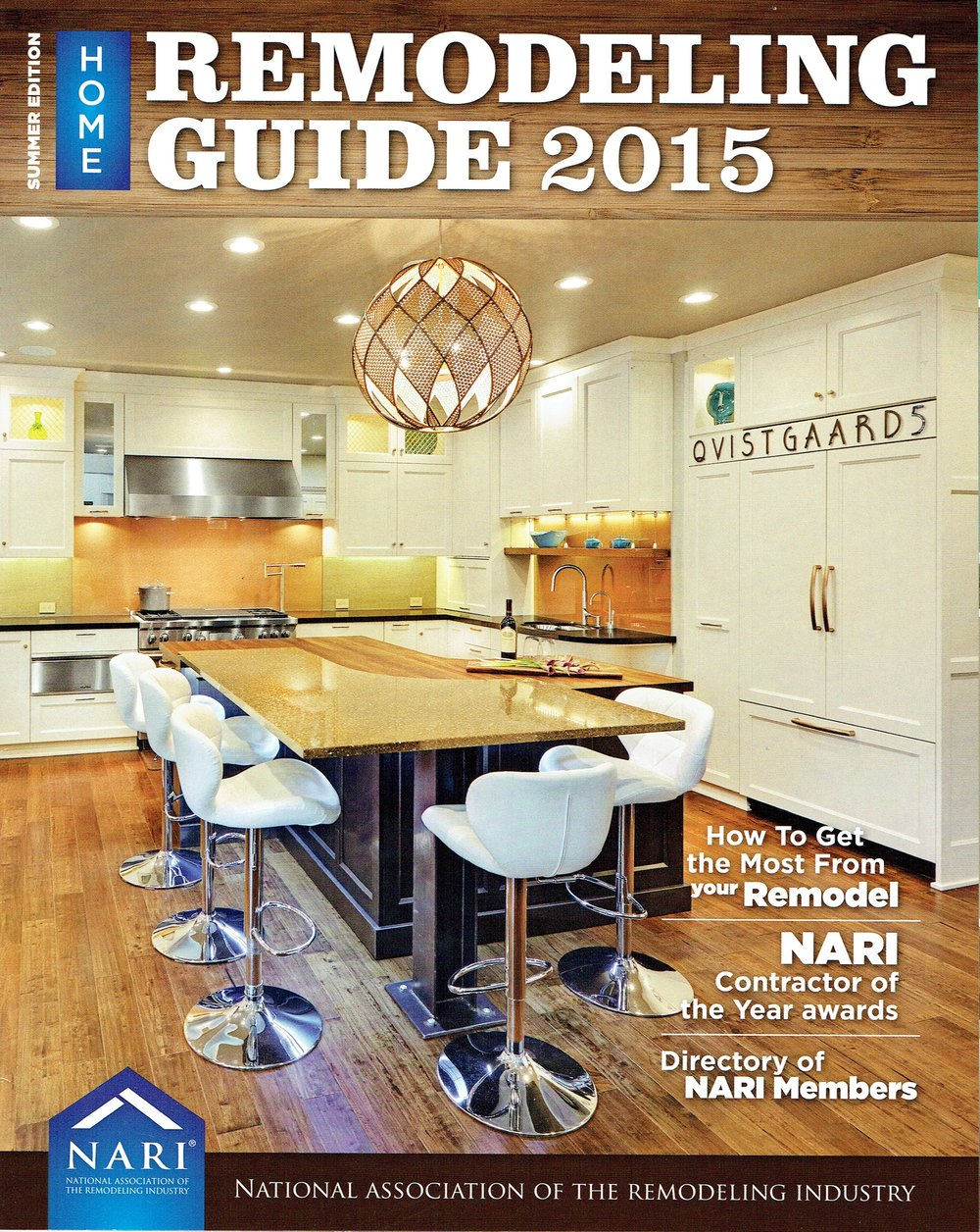 NARI Sacramento Home Remodeling Guide (Summer Edition), 2015