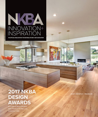 NKBA Innovation + Inspiration, Jan/Feb. 2017
