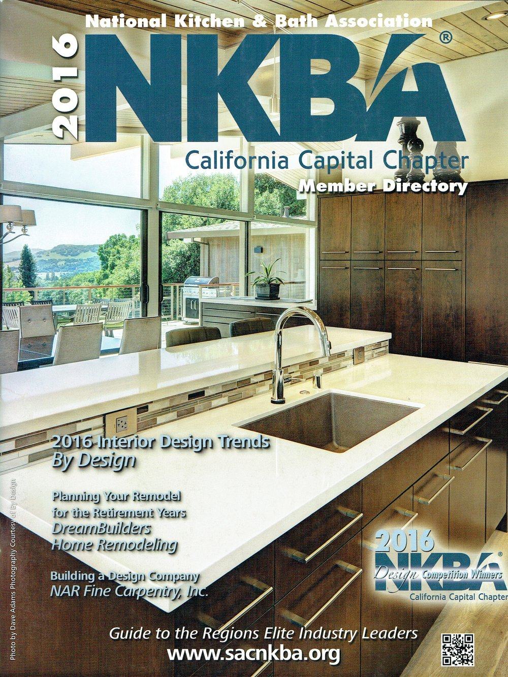 NKBA California Chapter Member Directory 2016