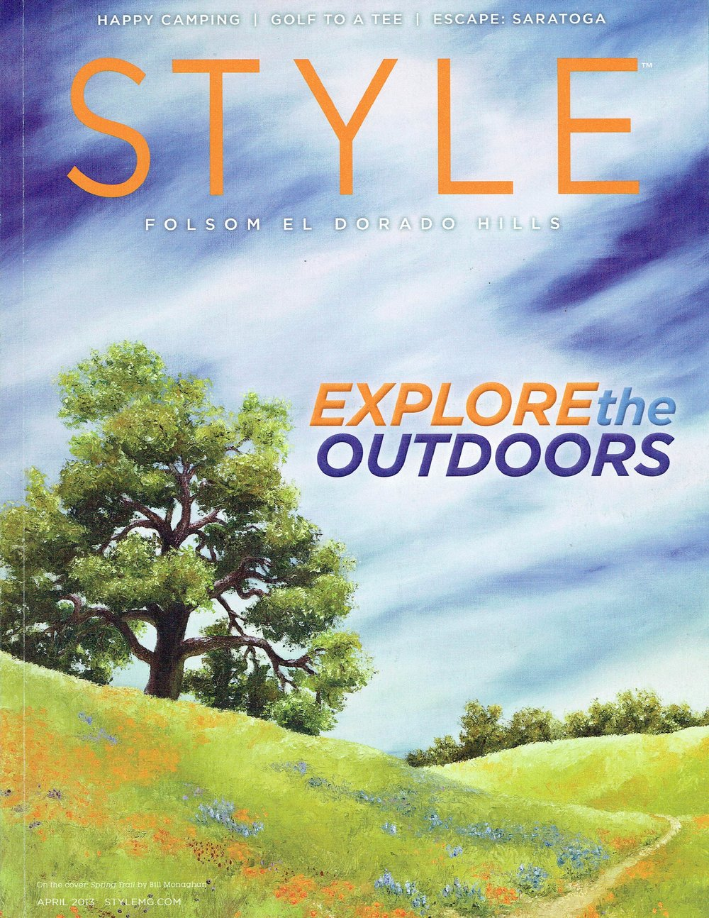"Style, Article: ""Introducing Nar Fine Carpentry, Inc"" pg 68 April 2013"