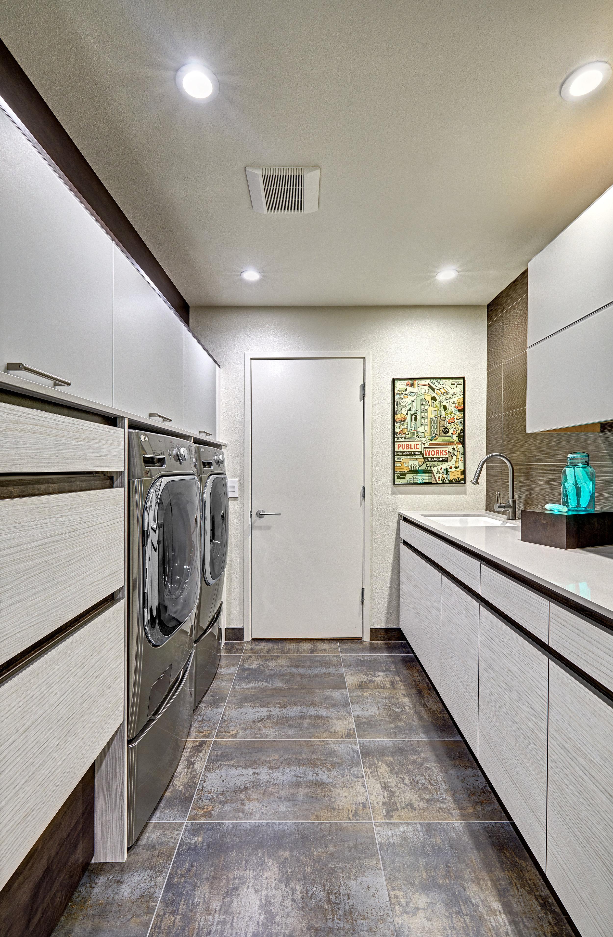 Gold River Contemporary Home — Nar Fine Carpentry