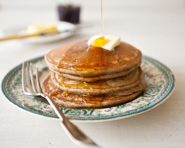 Buckwheat pancakes/gluten free